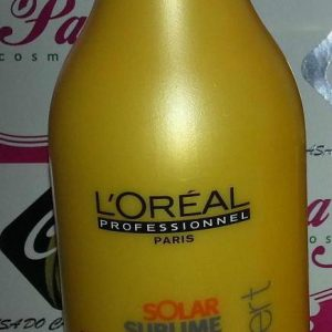 Solar Sublime Shampoo 250ml Loreal