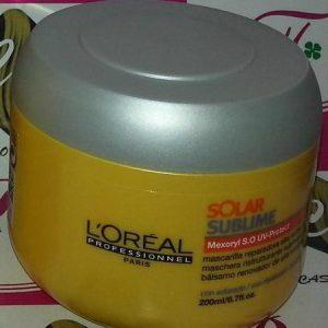 Solar Sublime Máscara 200ml Loreal