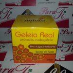 Creme Geleia Real Propolis e Cologénio 50gr