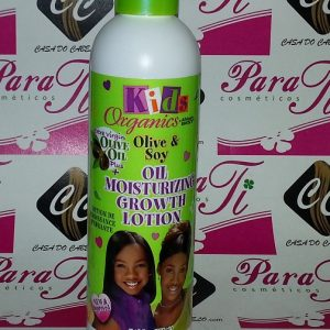 Oil Moisturizing Growth Lotion 237ml Organics Kids - Africa´s Best