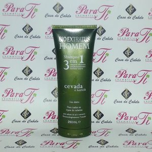 Shampoo 3 em 1 250ml Bioextratus