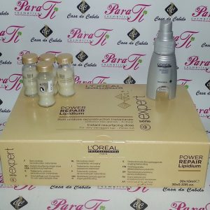 Professionnel Power Repair Cortex Lipidium Ampola 10ml Loreal