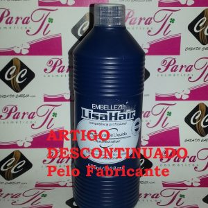 Neutralizante LisaHair 500ml (ARTIGO DESCONTINUADO)