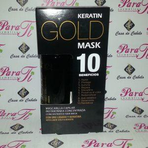 Máscara Keratin Gold Special Edition Tahe