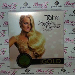 Kit Bitanic Gold (Sh.300ml+Mask 300ml+Oil Keratina 30ml) Tahe