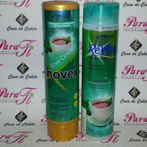 Revitaly Erva-Doce Novex 300ml (Shampoo ou Condicionador)
