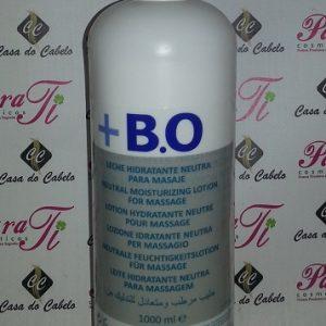 +B.O Leite Hidratante Neutro 1L Telic