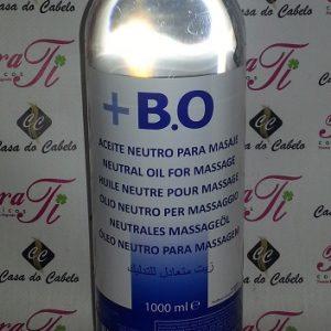 +B.O Azeite Neutro para Massagem 1L Telic