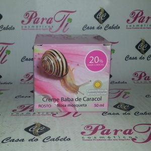 BABA DE CARACOL 50ml Real Natura