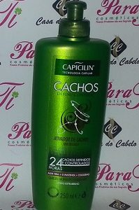 Ativador Cachos 250ml Capicilin  (ESGOTADO)