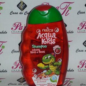 Acqua Kids Shampoo Lisos e Finos 250ml  Nazca
