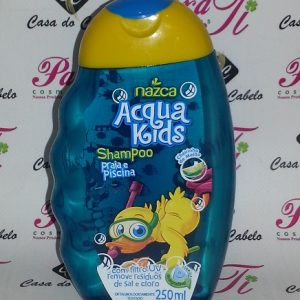 Acqua Kids Shampoo Piscina 250ml Nazca