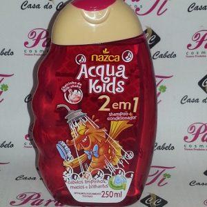Acqua Kids 2 em 1 250ml Nazca