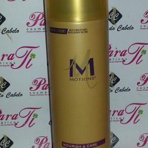Motions Nourish e Care Oil Sheen e Conditioning Spray 328ml