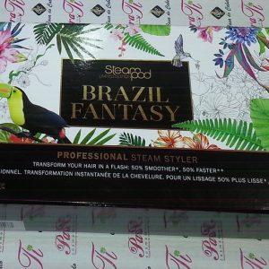 SteamPod Vapor-Fusion Loreal/Rowenta Brazil Fantasy Edition