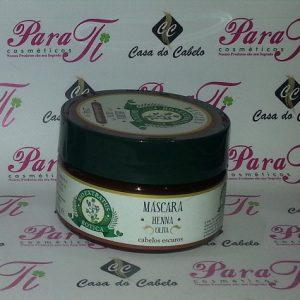 Máscara Henna Oliva ph4,0 250ml Bioextratus (Passo 2)