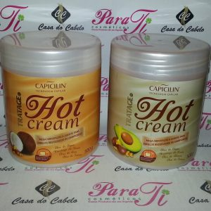 Hot Cream 500gr Capicilin (Para Microondas)