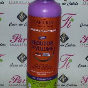 Máscara de Pentear Redutor de Volume 300ml Capicilin