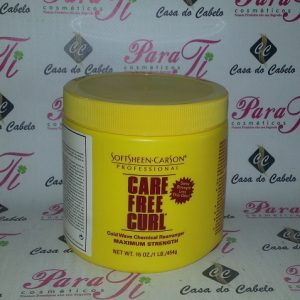 Care Free Curl Cold Wave Chemical Rearranger 400gr