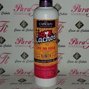 Creme de Pentear Love Cachos 300ml Capicilin