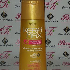 Shampoo Hidratante 250ml Keramax Skafe