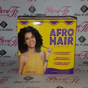 AfroHair Kit Relaxante (Descontinuado)