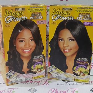 Mega Growth No-Lye Relaxer