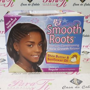 PCJ® Smooth Roots™ No-Lye Conditioning New Growth Relaxer
