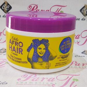 Afrohair Óleo Cremoso Humectante 300gr Embelleze