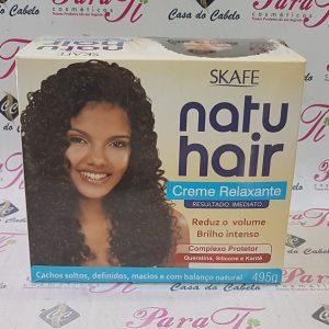Natur Hair Creme Relaxante 495gr Skafe