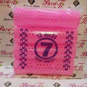 Rolos em Plástico Nº7