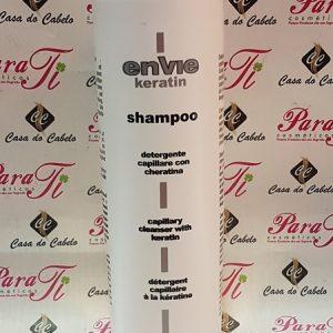 Envie Keratin Shampoo Detergente Capilar 1000ml Intercosmétics