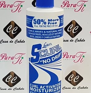 SCurl No Drip Curl Activator Moisturizer 355ml Luster´s