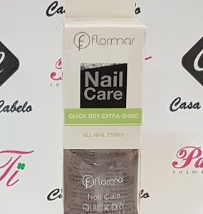 Flormar Nail Care Quick Dry Extra Shine 11ml (Top Coat)