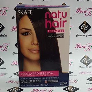 Natur Hair Hidrofios Escova Progressiva Skafe  ( DESCONTINUADO)