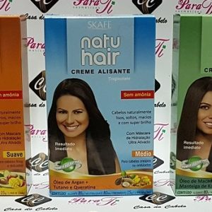 Creme alisante Natuhair