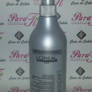 Shampoo Silver 1500ml Loreal