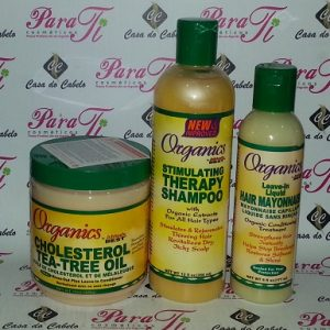 Condicionador Cholesterol 426gr By Africa´s Best  Organics