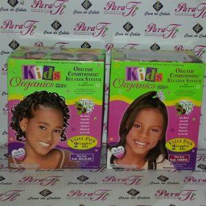 Desfrisante Infantil Africa´s BEST ( Kit Duplo)