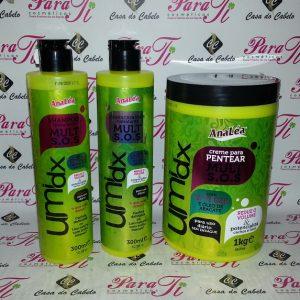 Shampoo MULT S.O.S Umidx 300ml