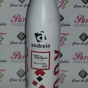 Leite de Massagem 500ml Andreia