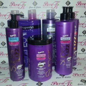 Super Lizz Shampoo 500ml Analéa