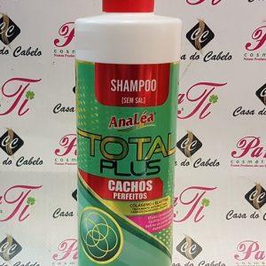 Shampoo Analéa Total Plus Cachos Perfeitos 500ml
