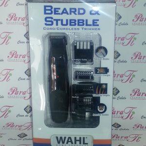 Groomsmam Trimmer Beard e Stubble Wahl