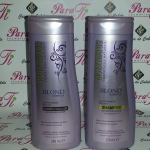 Blonde Condicionador 250ml pH 3,5 BIOEXTRATUS