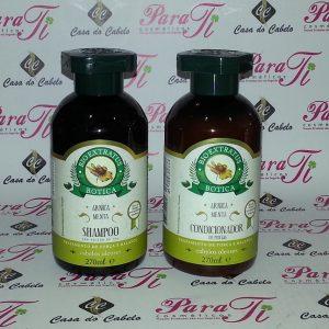 Shampoo Oleosos 270ml pH 5,5 Bioextratus