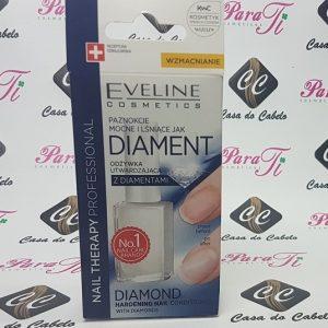 Diamend Hard And Shiny Nails 12ml Eveline (Fortalecedor+Crescimento)