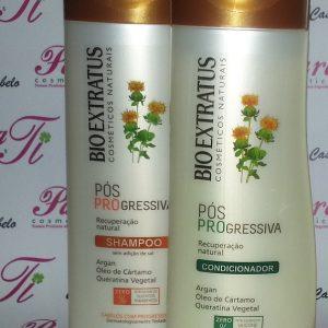 Shampoo Pos-Progressiva 250ml pH 5,5 Bioextratus