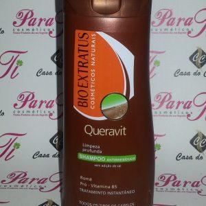 Anti-Resíduos QUERAVITE Shampoo 250ml pH 6,50 BIOEXTRATUS