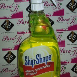 SHIP-SHAPE 960ml Barbicide Limpeza Profissional do Salão